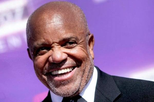 Berry Gordy Rides in Style: Chrysler 300 Motown Edition