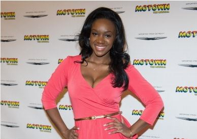 Saycon Sengbloh appears as Martha Reeves in Motown the Musical