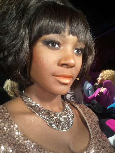 Saycon as Martha Reeves