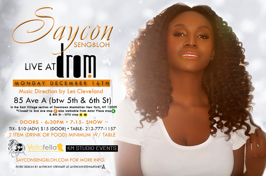Saycon Drom Dec 16th