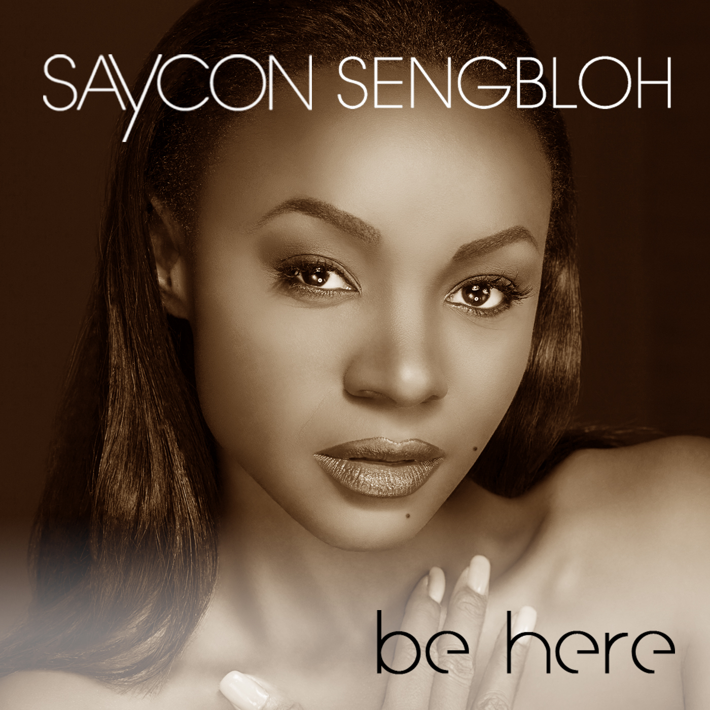 Saycon Sengbloh: BE HERE on CDbaby