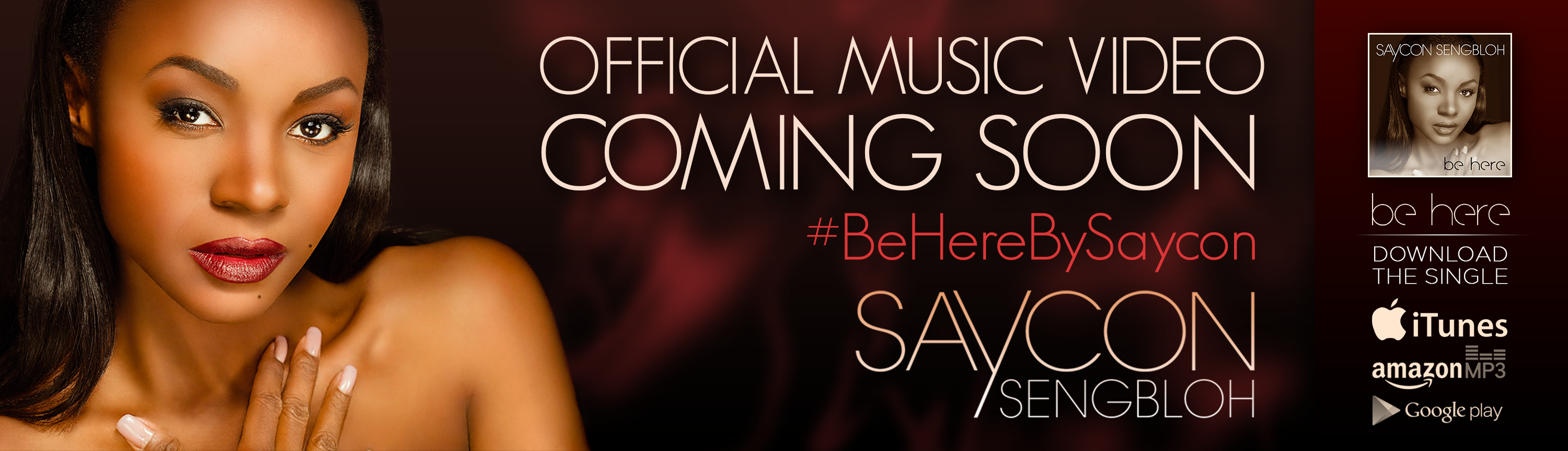 New BE HERE Music Video Coming Soon!