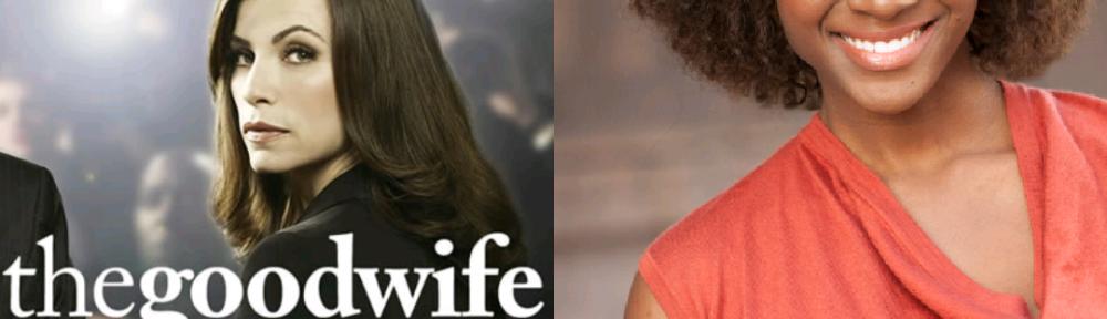 Saycon Sengbloh on The Good Wife