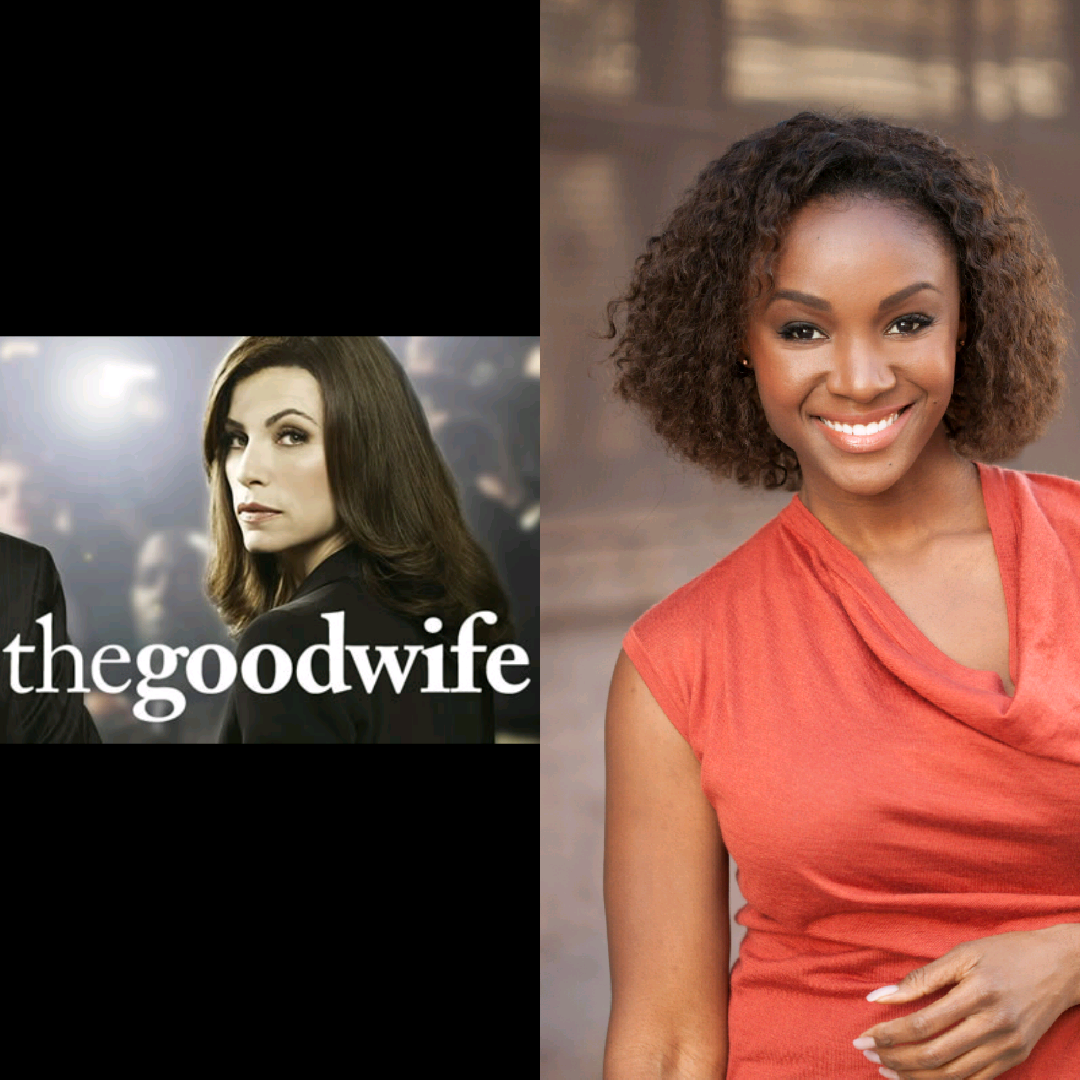 Saycon Sengbloh on CBS: The Good Wife