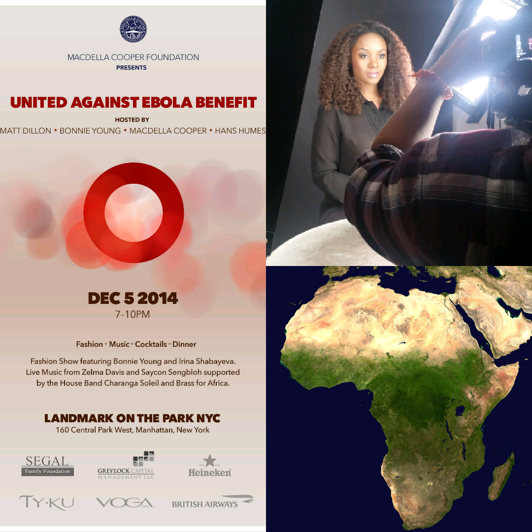 Saycon Sengbloh to perform at United Against Ebola Benefit