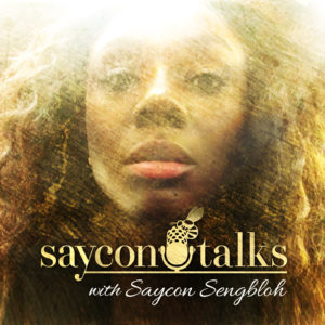 🐝🍯Scroll down for your favorite SayconTalks podcast service 🎙